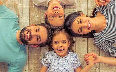 Bambini irrequieti? Prendiamoci cura di noi come genitori e tutto tornerà normale.
