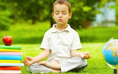 La meditazione per i bambini: ecco perché tuo figlio dovrebbe iniziare subito.