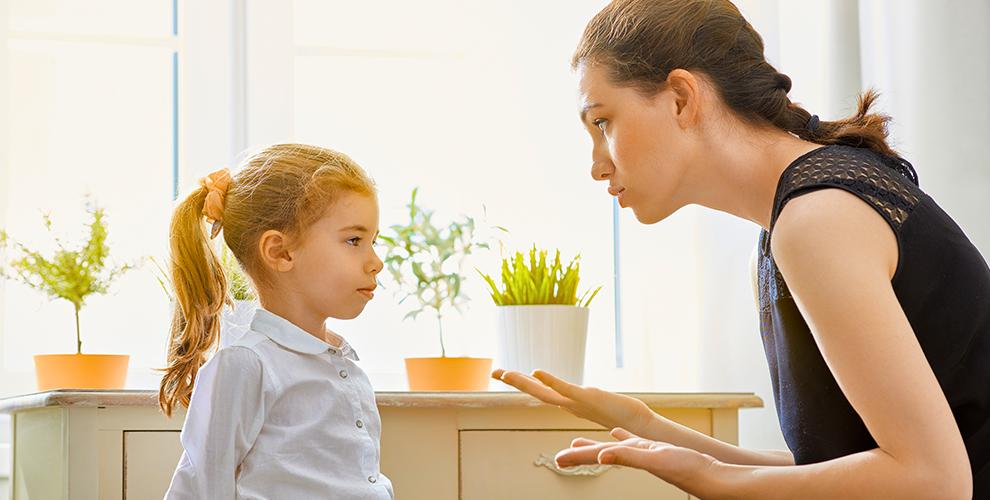 Smettila di angosciare tuo figlio!